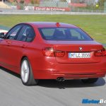 BMW 3-Series F30 First Drive
