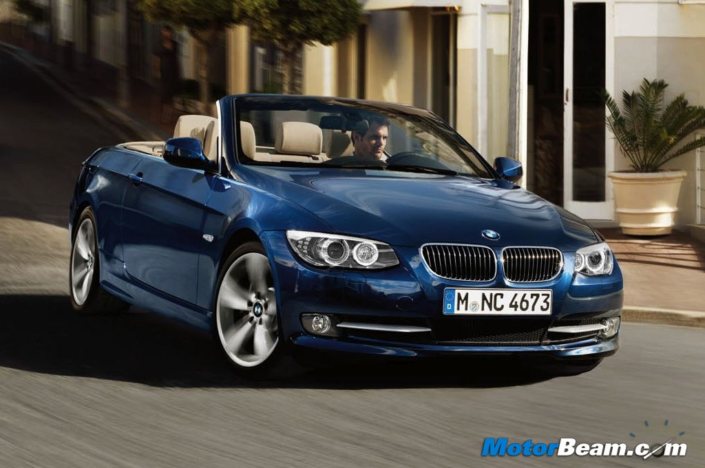 BMW 3 Series Convertible Launched In India | MotorBeam Indian Car
