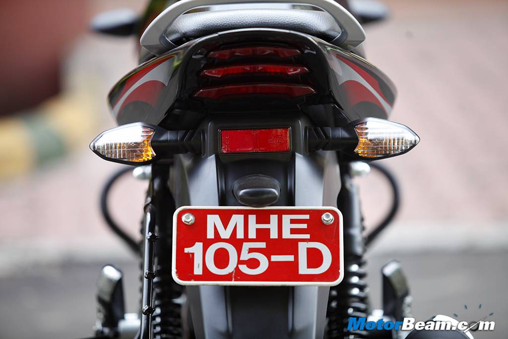 Bajaj Discover 100M Test Ride