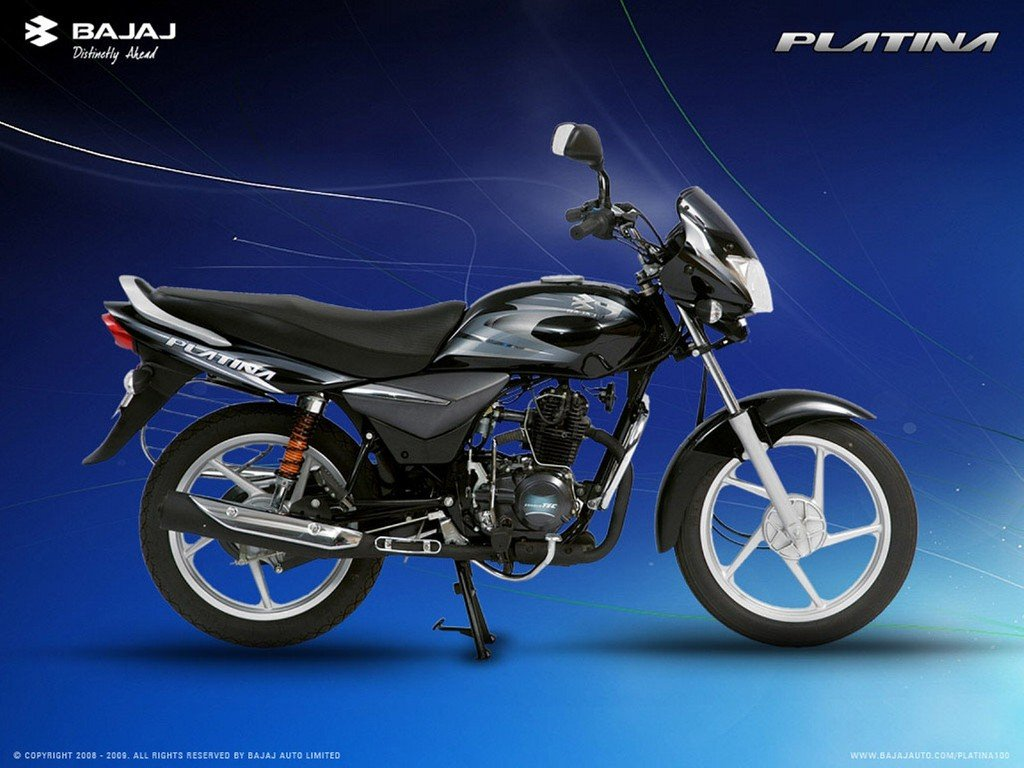 Bajaj Bikes Price List In India 2015 Bajaj Platina Side