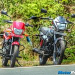 Bajaj Platina 100 vs Hero Splendor iSmart