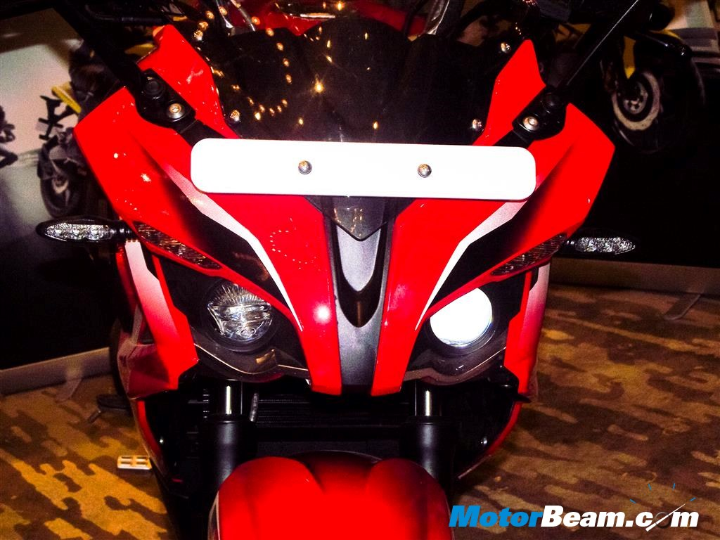 Bajaj Pulsar RS 200 Launched, Priced From Rs  1 18 Lakhs