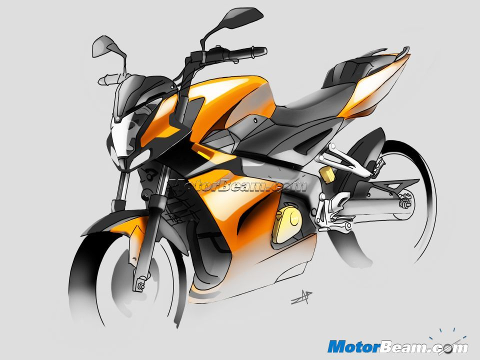 Bajaj Pulsar 200 Full Faired