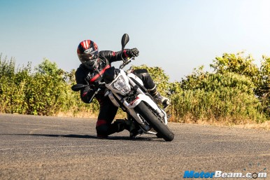 Benelli TNT 25 Video Review