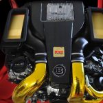 Brabus 850 BiTurbo Engine