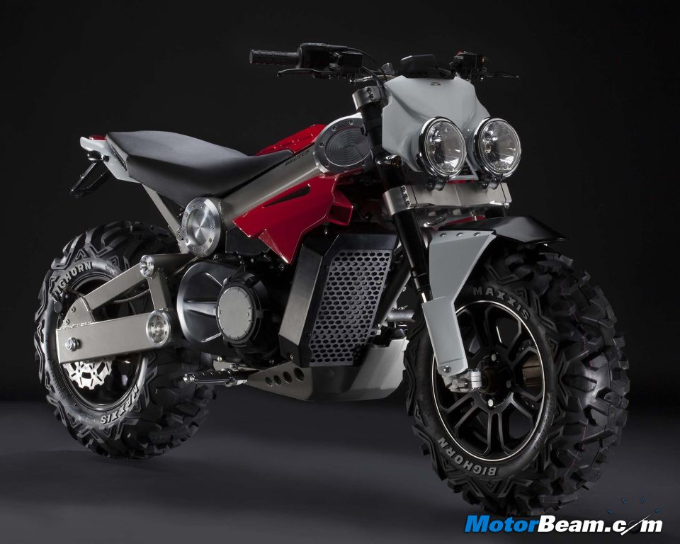 Brutus Dirt Motorcycle