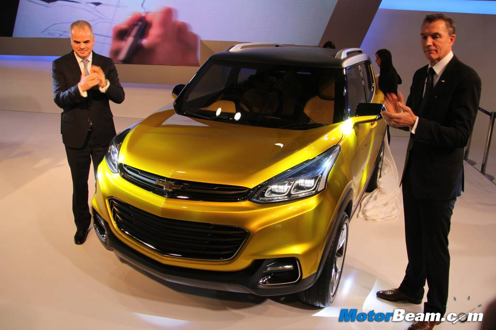 Chevrolet Adra Concept Unveil