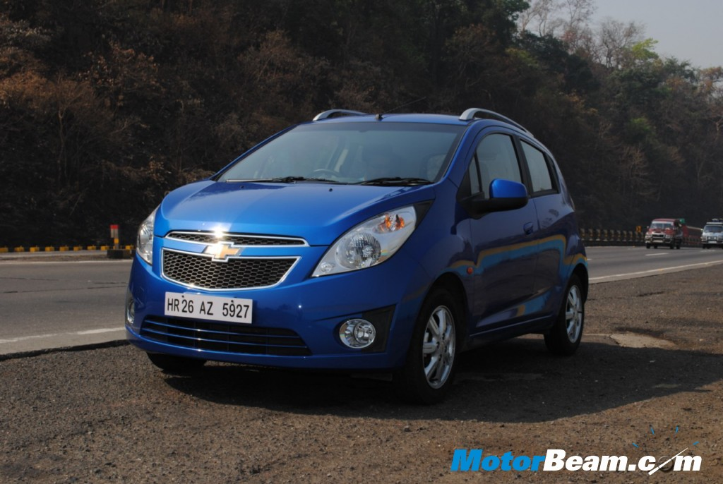 Chevrolet Beat. of the Chevrolet Beat is