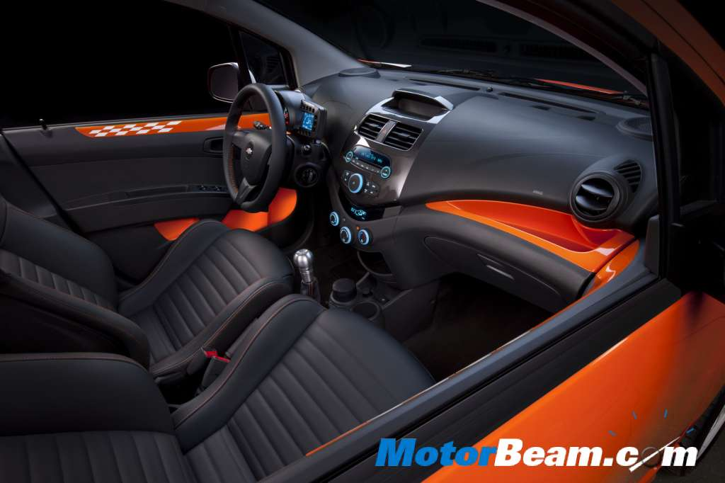 Chevrolet_Beat_ZSpec_Interior