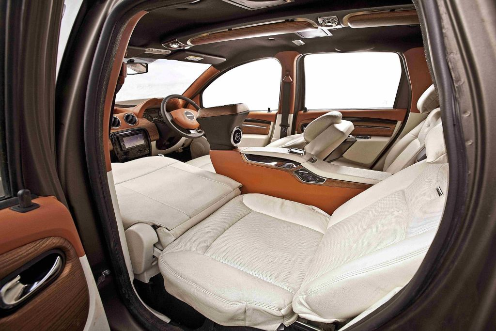 DC Duster Luxury Interiors