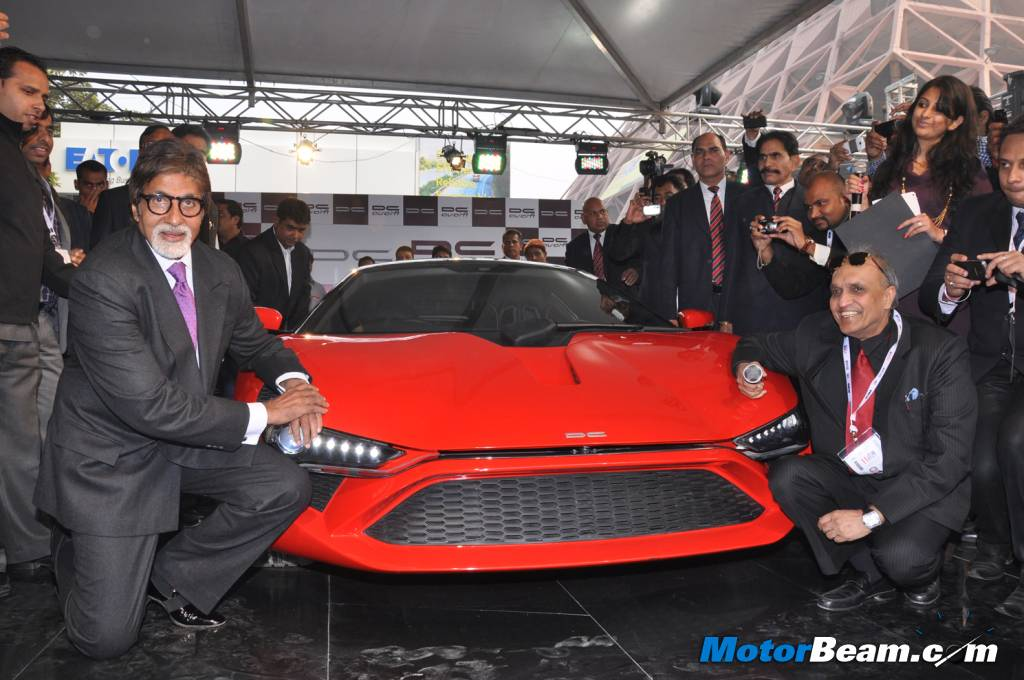 dc avanti is india s first sports car will enter production in 2013. Black Bedroom Furniture Sets. Home Design Ideas