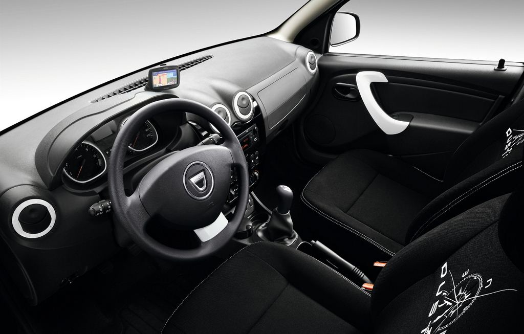 Dacia Duster Adventure interior