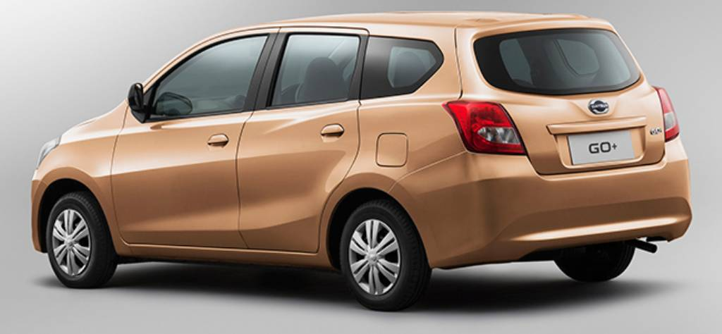 Datsun GO MPV India