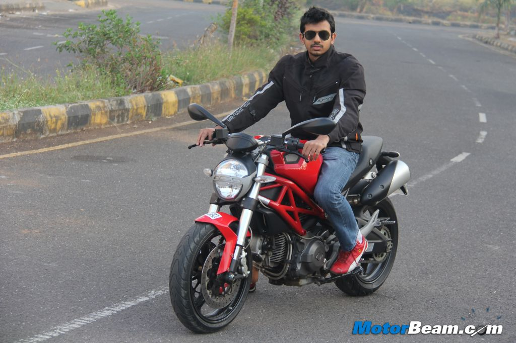 Ducati Monster Faisal A Khan