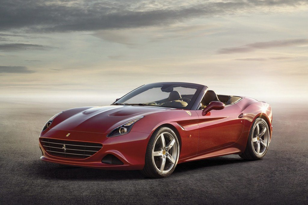 Ferrari California T Overlook