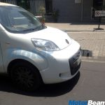 Fiat Qubo Spotted Testing