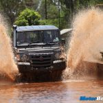 Force Gurkha Road Test