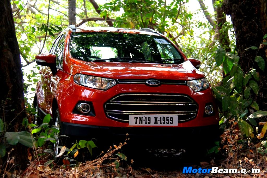 Ford EcoSport India Review