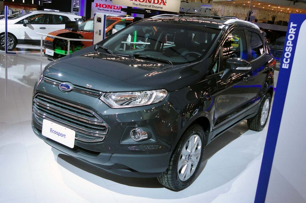 Ford EcoSport Powershift