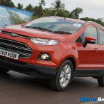 Ford EcoSport Road Test