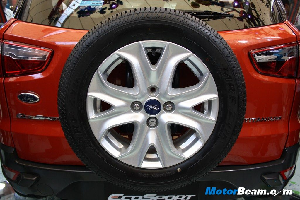 Ford EcoSport Spare Wheel