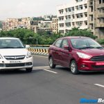 Ford Figo Aspire vs Maruti DZire Comparison