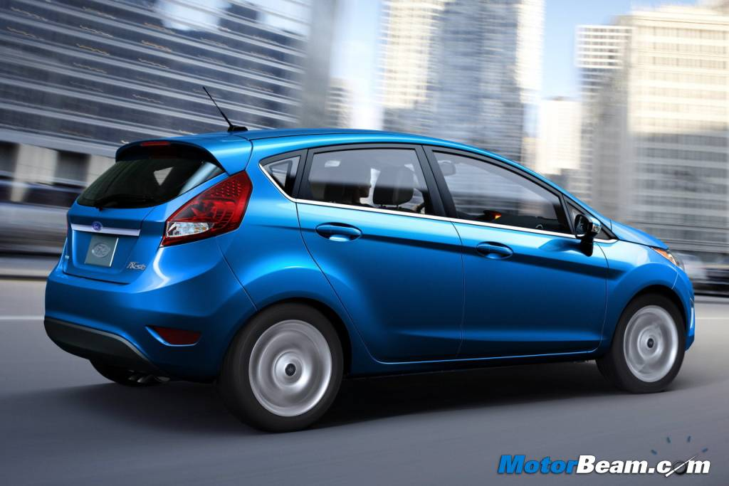 Ford Fiesta Hatchback India Launch Date