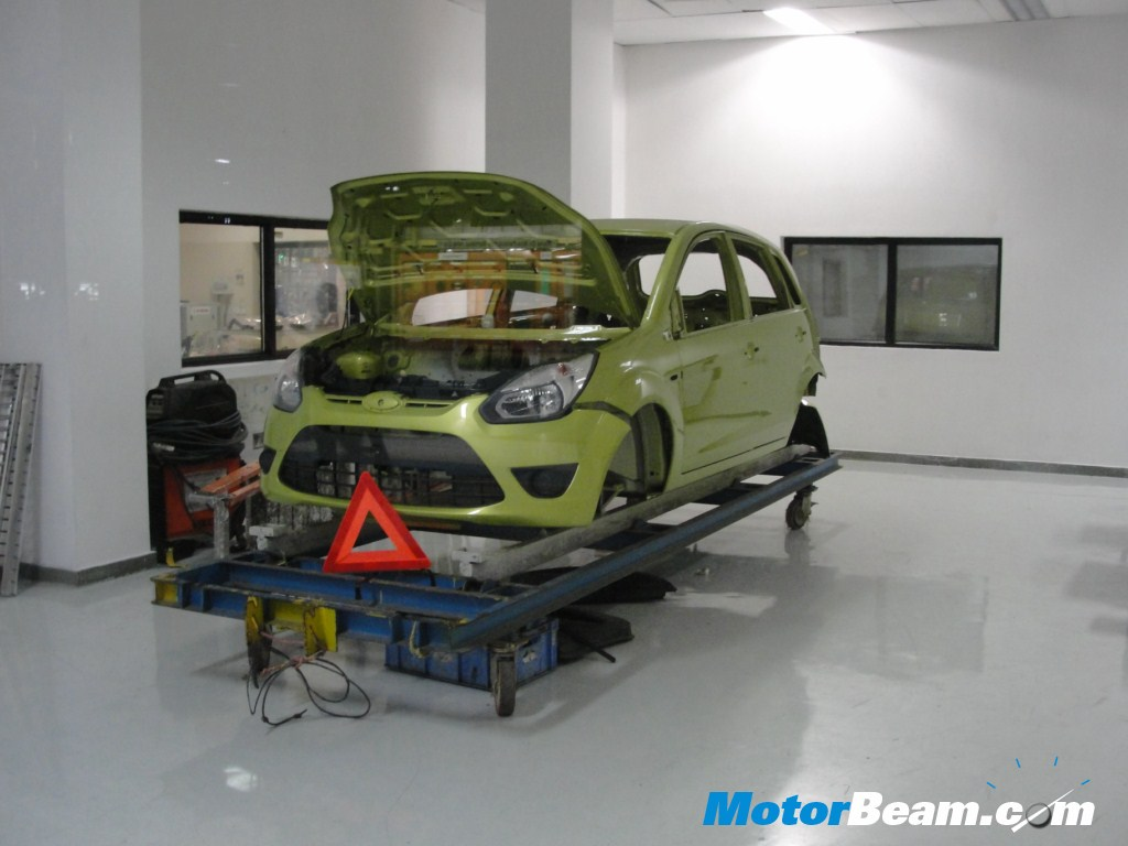 Ford Motors Company In India