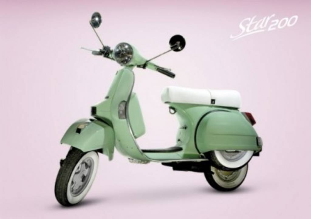 Green LML Star 200i