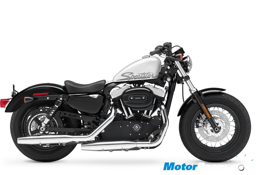 Harley-Davidson-Forty-Eight