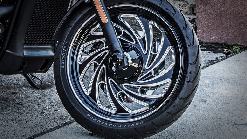 Harley Street 500 750 Wheel
