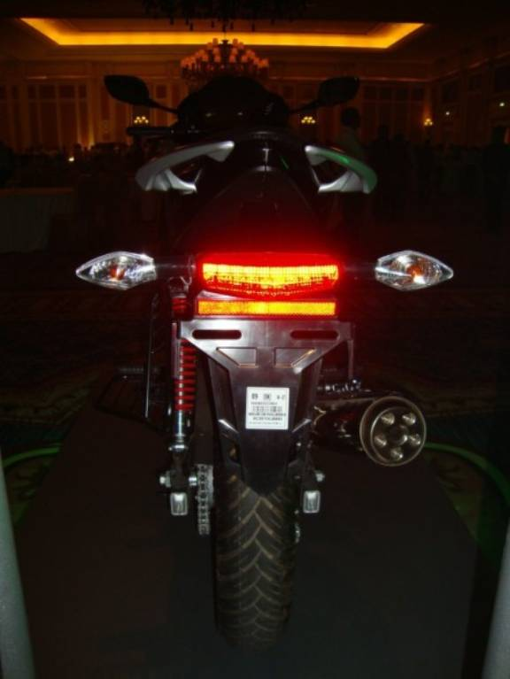 Hero Karizma ZMR EBR Rear