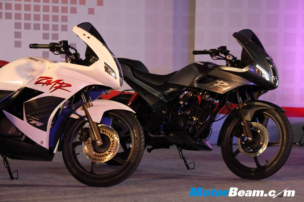 Hero MotoCorp Karizma Updated