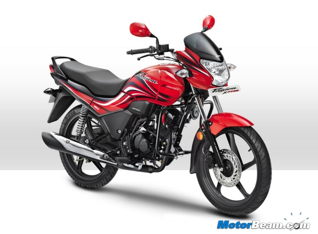 Hero Motocorp Launches Passion Xpro Plus 3 More Motorbeam Harley Davidson Bikes