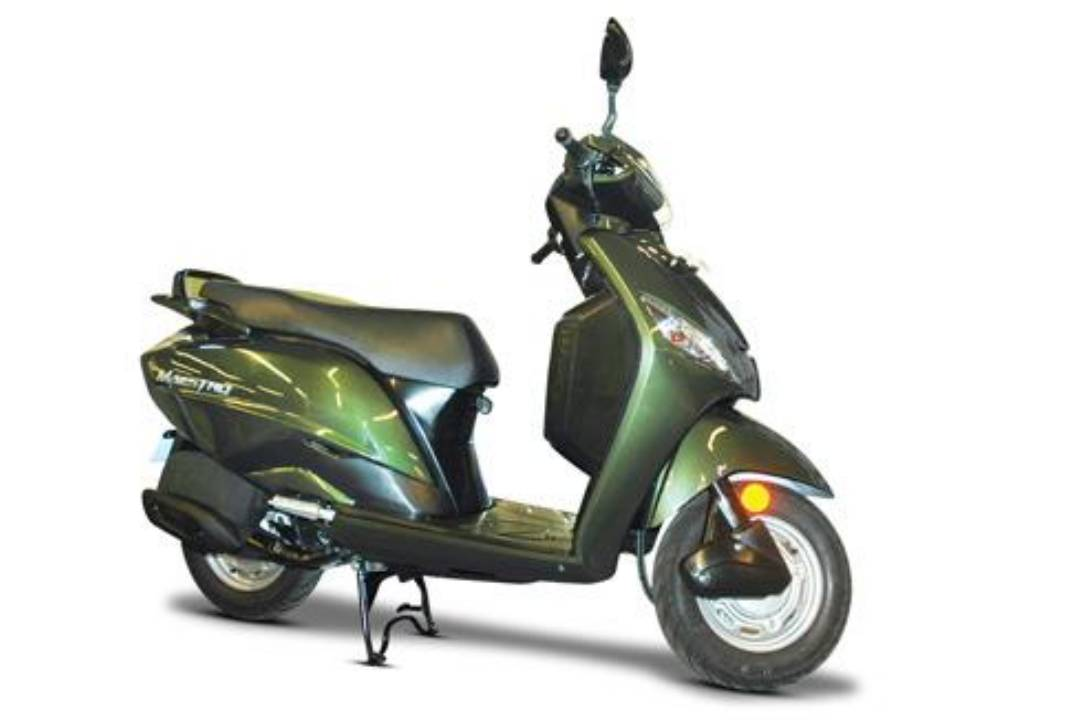 Hero To Launch Maestro Scooter In March 2012 | MotorBeam - Indian Car ...