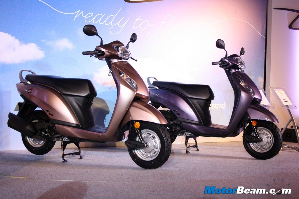 Honda Activa-i Wallpaper