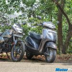 Honda Activa vs Hero Splendor