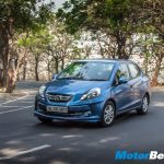 Honda Amaze Long Term Handling Review