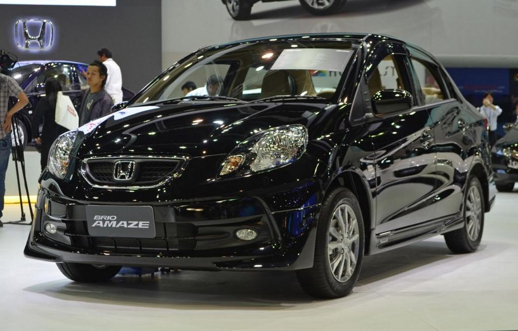 honda amaze has been launched in thailand recently honda thailand has
