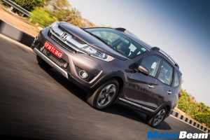 Honda BR-V Video Review