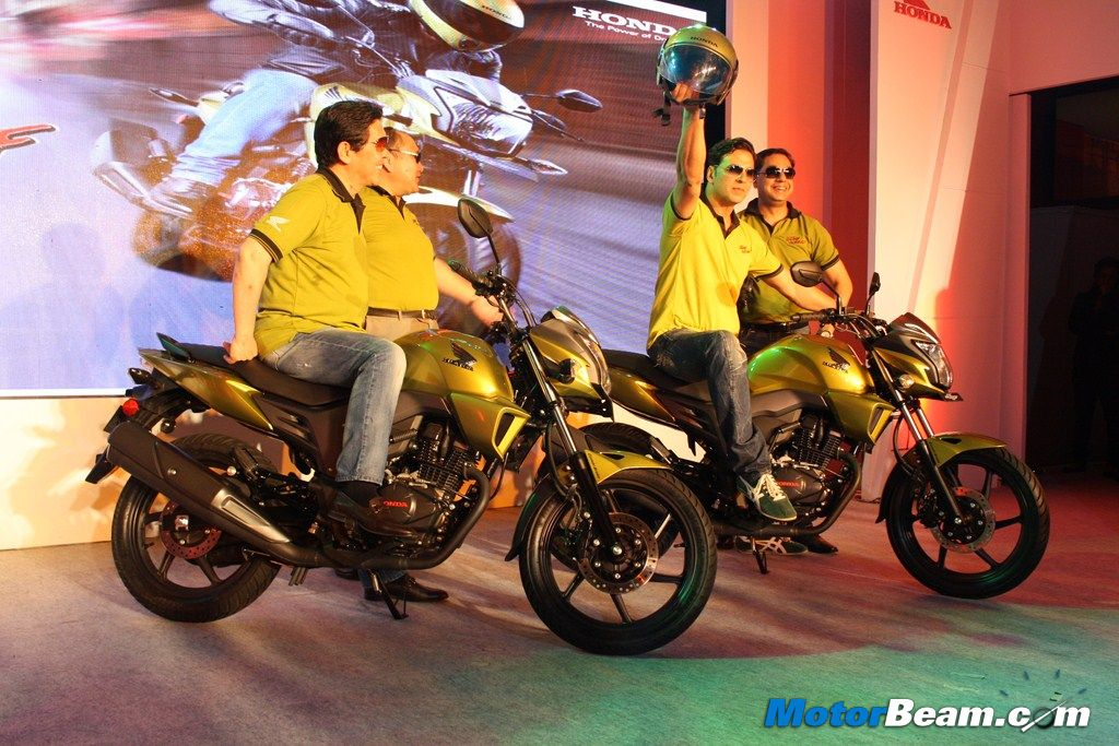 Honda Launches CB Trigger 150cc Motorcycle [Live]