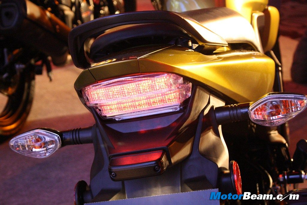 Honda CB Trigger LED Tail Lights