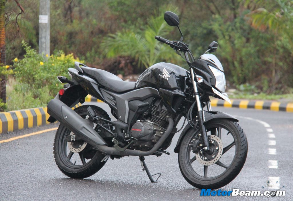 Honda CB Trigger Test Ride Review