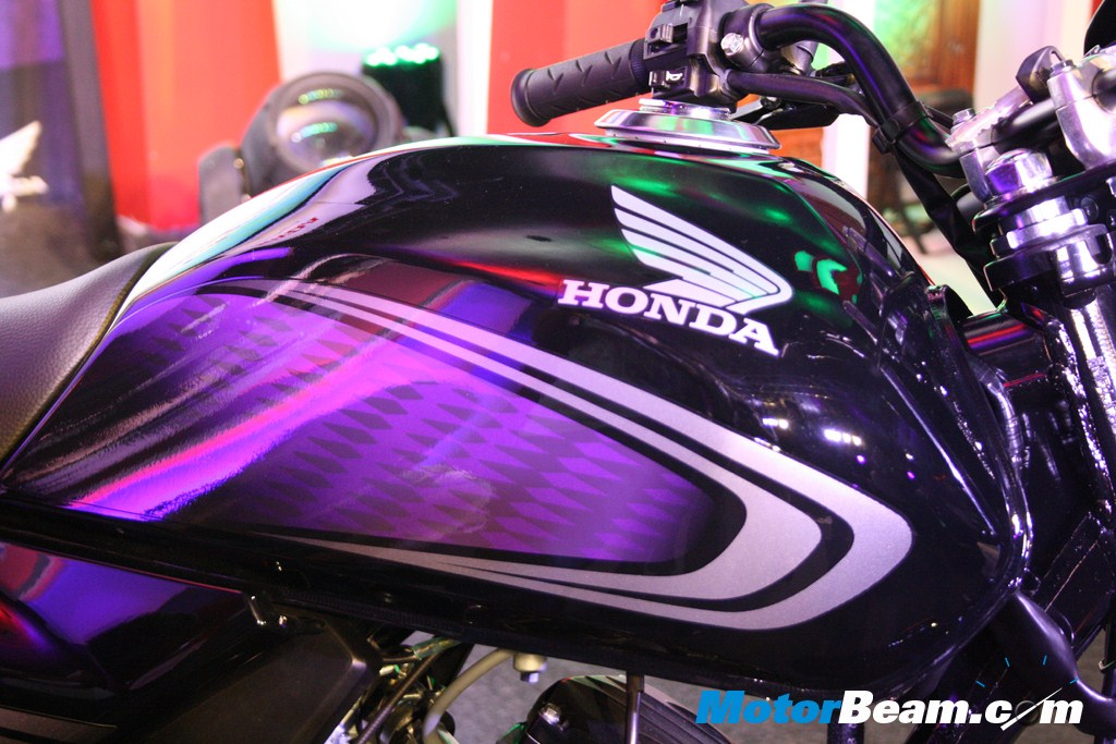 Honda Dream Neo Fuel Tank