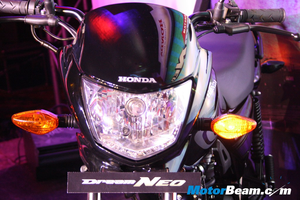 Honda Dream Neo Headlamp