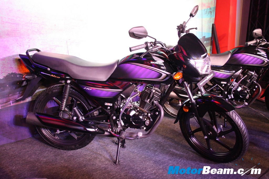 Honda Dream Neo Side