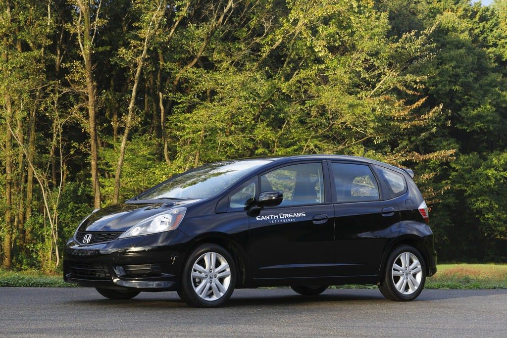 Honda Fit 1.5 Direct Injection Engine