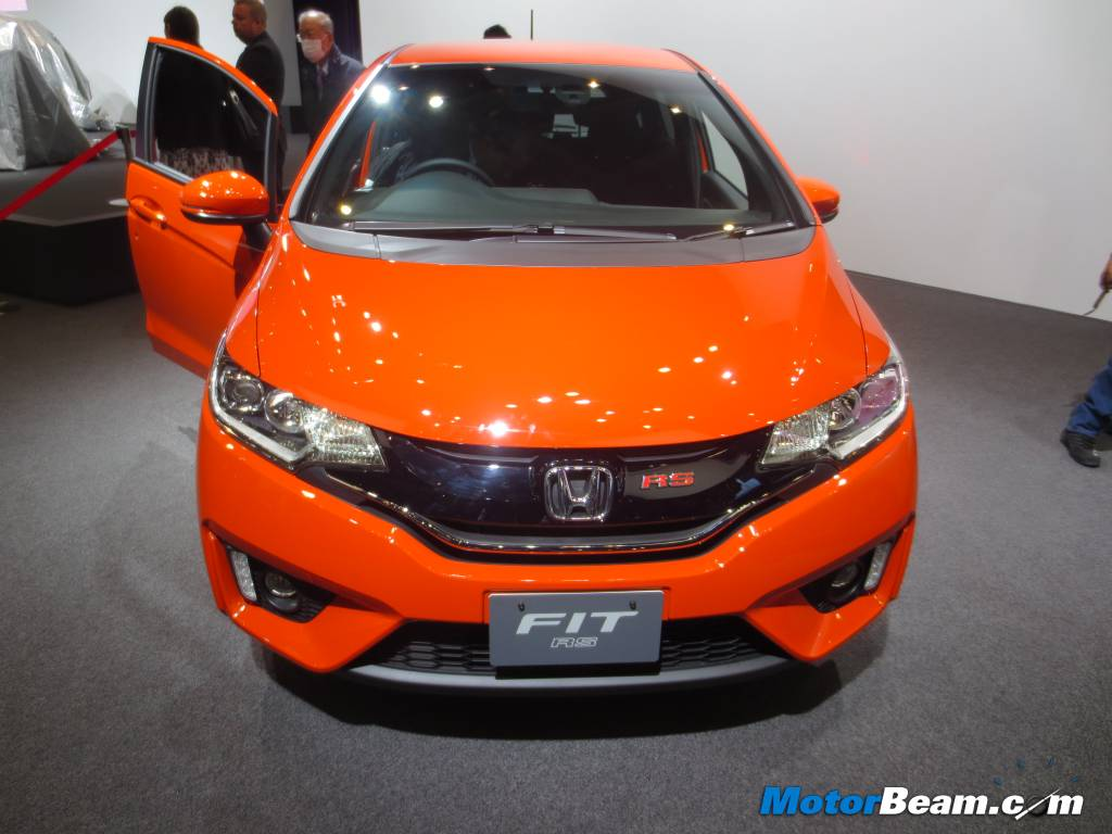 Honda Fit RS Front