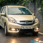 Honda Mobilio Long Term Test