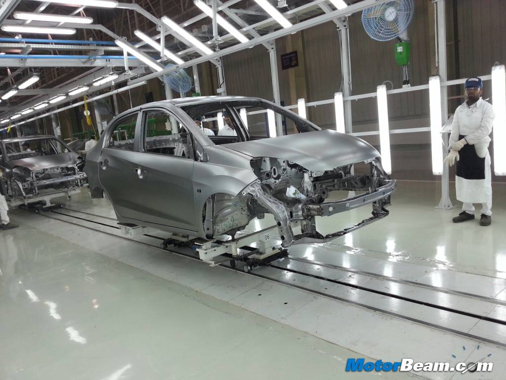 Honda new plant in rajasthan for Plant city department of motor vehicles
